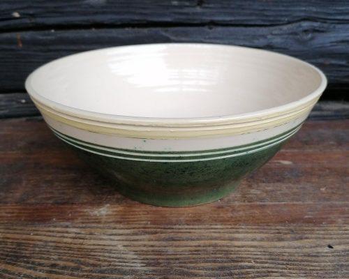 grün-gelb keramik_schale