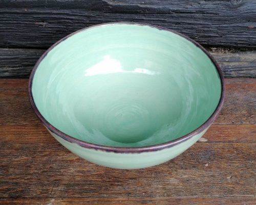 aqua keramik schale