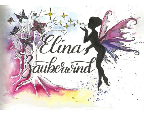 lettering concept Elina Bauberwind